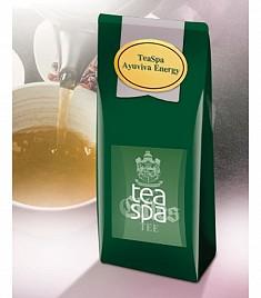 Tea Spa Ayurviva - sadni-zeliščni čaj razsuti 250g