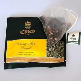 Asian Sun leaf - zeleni čaj 1 Diamond vrečka