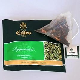 Peppermint - zeliščni čaj - Diamond vrečke