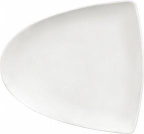 Krožnik plitki asimetričen 21 cm