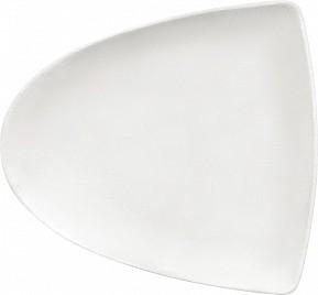 Krožnik plitki asimetričen 26 cm