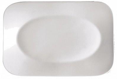 Krožnik plata pravokotna 32 cm