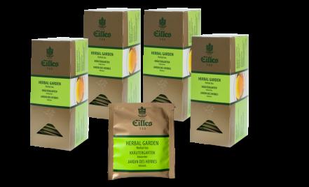 Herbal Garden - zeliščni čaj 4x 25 vrečk - AKCIJA