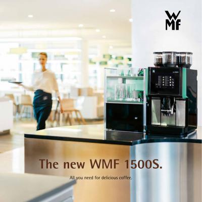 WMF kavni avtomat 1500 S+