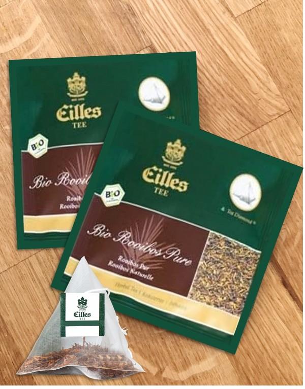 BIO Fairtrade Rooibos Pur - zeliščni čaj - Diamond vrečke